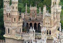 Colomares - kastély