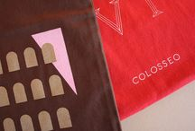 Tipiblu.com Merchandising / Oggetti personalizzati e interessanti per identità visive / Custom design for gadgets