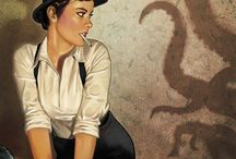 Female lovecraftian investigators