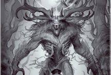 Bloodborn & Dark Souls