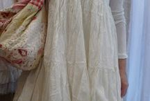 ADORABLE STYLES / dressing up, romanticism and lagenlook ...