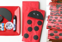 Ladybugs first birthday party