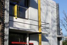 De Stijl and Bauhaus / by Karen Colville