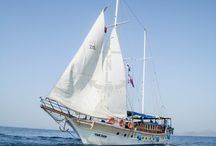 TARKAN 4 / #sailing, #yacht, #bluevoyage, #yachtcharter, www.cnlyacht.com