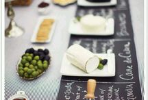 Wine and cheese theme