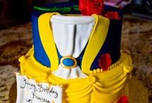 Disney Cakes / by Kathy Batzinger