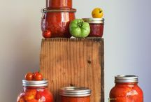 Foraging, fermenting & preserving / Old ways are back to store Mother Nature's gifts for the winter.