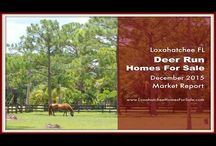 Market Reports For Loxahatchee FL Homes For Sale