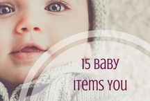 Baby shopping & preparations