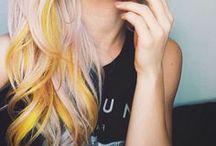 color hair color
