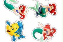 Disney: de kleine zeemeermin