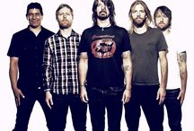 Foo Fighters / by Ken Steinberg