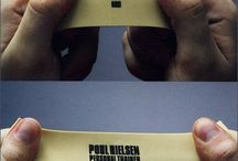 Unconventional Business Cards / Business Cards
