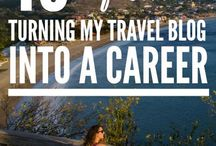 Travel Blogging / I'm a travel blogger - how about you? If you're one too, follow this blog as this is where I bookmark helpful and insightful post about travel blogging.