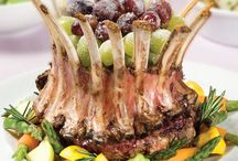 Cooking with Lamb! / Inspirations and ideas for cooking lamb that will make your mouth water! / by Kayla Johnson