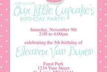 Becca is One! / by Erin Fisher Hollenbaugh