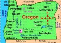 Oregon the Beautiful!