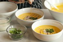 Spring/Summer Soups / by Kimberly Mason