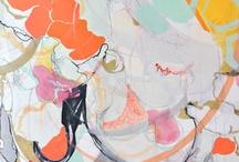 Illustrations & patterns - art inspiration / by Helga Varadi