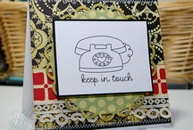 Paper Crafty - Card Inspirations / by Cheryl Thomas Gorka