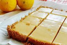 condensed milk lemon squares
