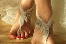 Barefoot Sandals / by Ingrid Ann