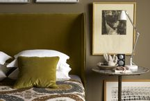 Bedrooms / by Ashton Marshall