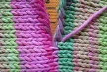 Вязание / Вязание на спицах