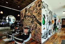 DECO-DESIGN (Hair Salons, Barber's Corners, Nail Studios)