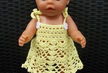 Doll and toy's crochet