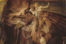 Mythological Paintings