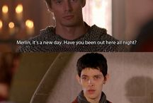 Emrys / Everything Merlin