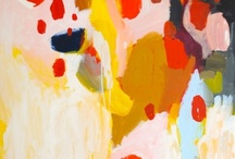 Fine Art- Abstracts / beautiful blobs, lovely lines, and fantastic forms.