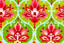 Patterns and prints hmmmm / by Melanie Shearer