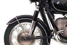 Oldtimer - Motorräder