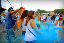 Sziget Festival 2013 - Color Party / Beautiful Color Party at Sziget Festival 2013