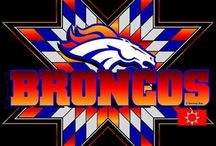 My Denver Broncos  / by Sherah Elway
