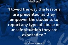 MBF Child Safety Matters Certified Facilitator Quotes
