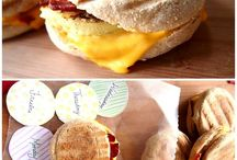 Breakfast ideas / by Natashia Salas