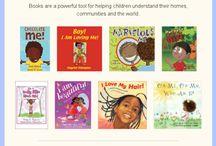 Books with Black children