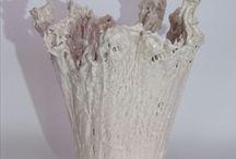 Atelier De L´Art - Vázy, lampy / Originální ručně vyrobená keramika a dekorace do bytu i zahrady