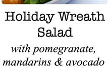 salads for xmas