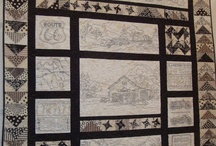 Quilts - Layouts / Borders / Backgrounds