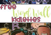 Kindergarten - Classroom Organization