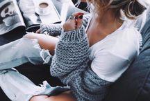 grey sweather - inspiration