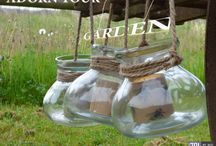 Garden Collection / Here you'll find a variety of ideas to embellish your garden