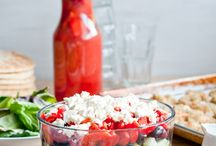 Salads / by Janee' Tisby