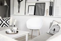 total white lounge