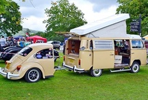 Kombi & Fusca / The best cars ever!