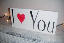 Valentine's Day ideas / by Elisha Watson